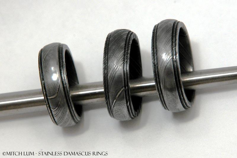 Damascus ring BladeForumscom